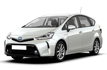 115 x 52 cm ideal para Toyota Prius o similar