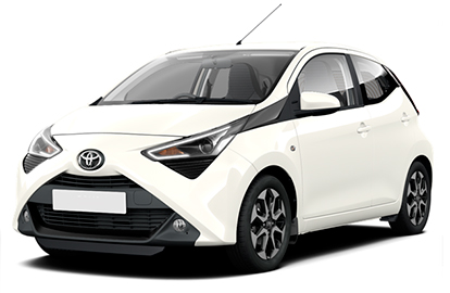 108 x 45 cm Ideal para Toyota Aygo o similar